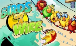 birds on a wire game free