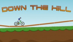 Down The Hill Android Mobile Phone Game