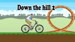 Down The Hill 2 Android Mobile Phone Game