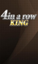 4 In A Row King Android Mobile Phone Game