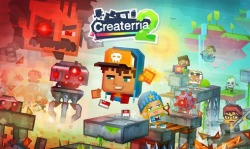 Createrria 2: Craft Your Games!