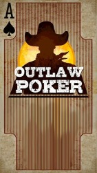 Outlaw Poker Android Mobile Phone Game