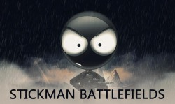 Stickman Battlefields Android Mobile Phone Game