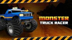 Monster Truck Racer: Extreme Monster Truck Driver