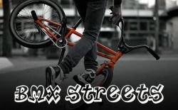 BMX Streets Android Mobile Phone Game