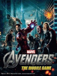 Avengers The Mobile Game Java Mobile Phone Game