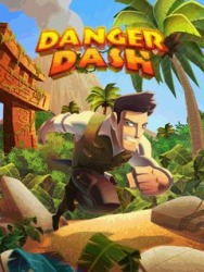 Danger Dash Java Mobile Phone Game