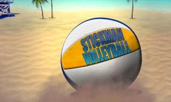 Stickman Volleyball Android Mobile Phone Game