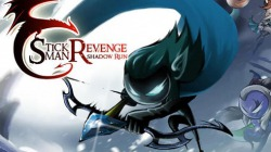 Stickman Revenge: Shadow Run Android Mobile Phone Game