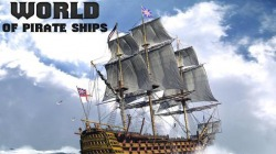 World Of Pirate Ships Android Mobile Phone Game