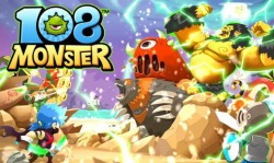 108 Monsters Android Mobile Phone Game