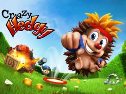 Crazy Hedgy Android Mobile Phone Game