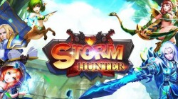 Storm Hunter Android Mobile Phone Game
