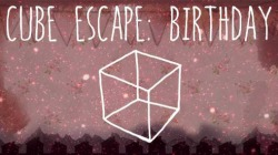 Cube Escape: Birthday Android Mobile Phone Game