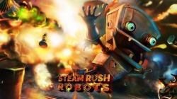Steam Rush: Robots Android Mobile Phone Game