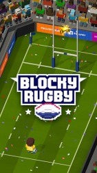Blocky Rugby Android Mobile Phone Game