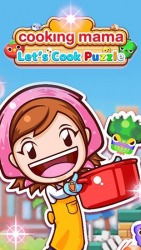 Cooking Mama: Let's Cook Puzzle Android Mobile Phone Game