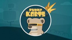 Funky Karts Android Mobile Phone Game