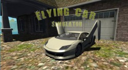 Flying Car: Extreme Pilot Android Mobile Phone Game