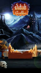 Witch Castle: Magic Wizards Android Mobile Phone Game