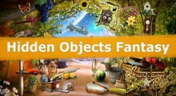 Hidden Objects: Fantasy Android Mobile Phone Game