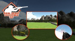 Skeet Shooting 3D Android Mobile Phone Game