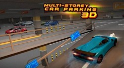 Multi-storey Car Parking 3D Android Mobile Phone Game
