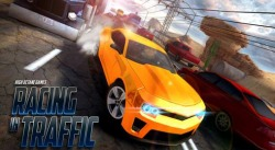Racing In Traffic Android Mobile Phone Game