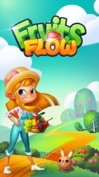 Fruits Flow Android Mobile Phone Game