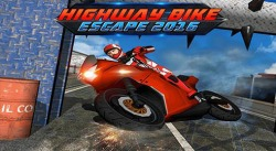 Highway Bike Escape 2016 Android Mobile Phone Game