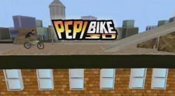 Pepi Bike 3D Android Mobile Phone Game