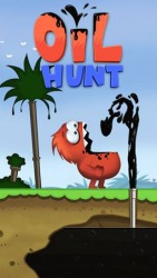 Oil Hunt Android Mobile Phone Game