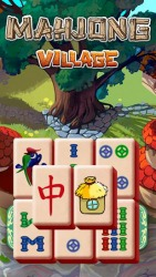 Download Free Android Game Mahjong Village - 6639