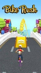 Bike Rush Android Mobile Phone Game