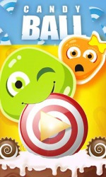 Candy Ball Android Mobile Phone Game