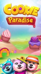 Cookie Paradise Android Mobile Phone Game