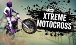 Viber: Xtreme Motocross Android Mobile Phone Game