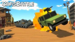 Cars Battle Android Mobile Phone Game