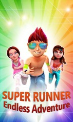 Super Runner: Endless Adventure Android Mobile Phone Game