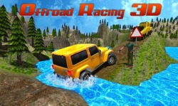 Offroad Racing 3D Android Mobile Phone Game