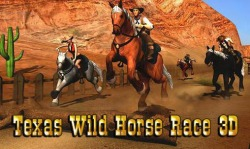 Texas: Wild Horse Race 3D Android Mobile Phone Game