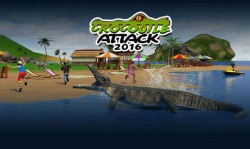 Crocodile Attack 2016 Android Mobile Phone Game