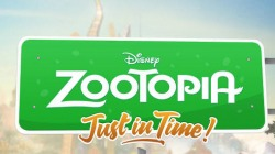 Disney. Zootopia: Just In Time! Android Mobile Phone Game