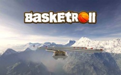 Basketroll 3D: Rolling Ball Android Mobile Phone Game