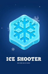 Ice Shooter Android Mobile Phone Game