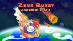 Zeus Quest Remastered: Anagenessis Of Gaia Android Mobile Phone Game