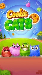Cookie Cats Android Mobile Phone Game