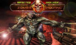 Infected House: Zombie Shooter Android Mobile Phone Game