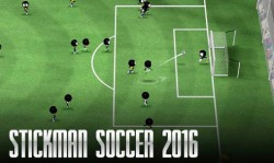 Stickman Soccer 2016 Android Mobile Phone Game