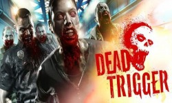 Dead Trigger Android Mobile Phone Game